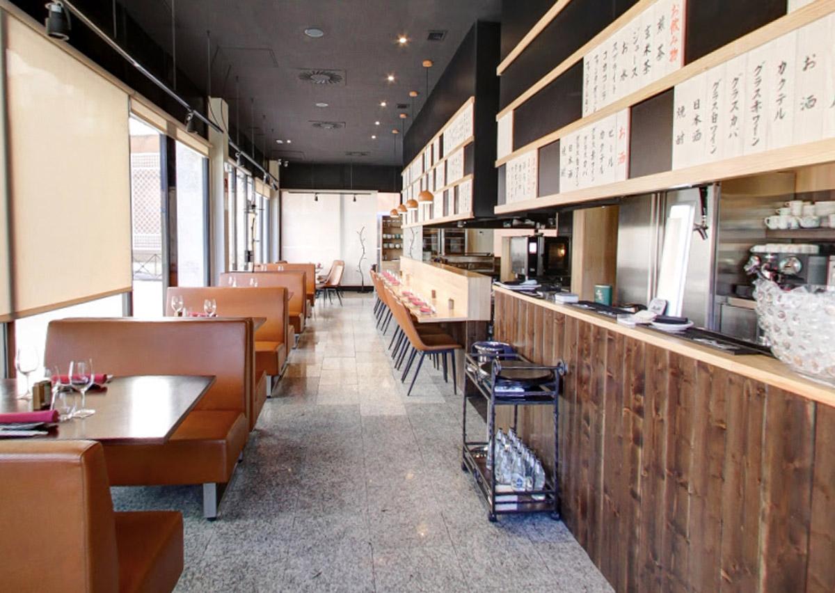 restaurante Torikey yakitoris Madrid