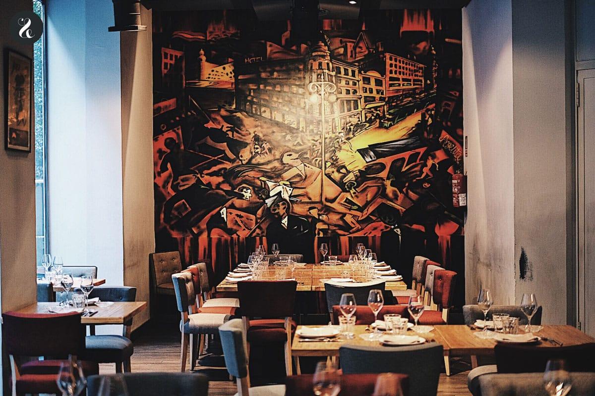restaurantes de moda madrid - Angelita