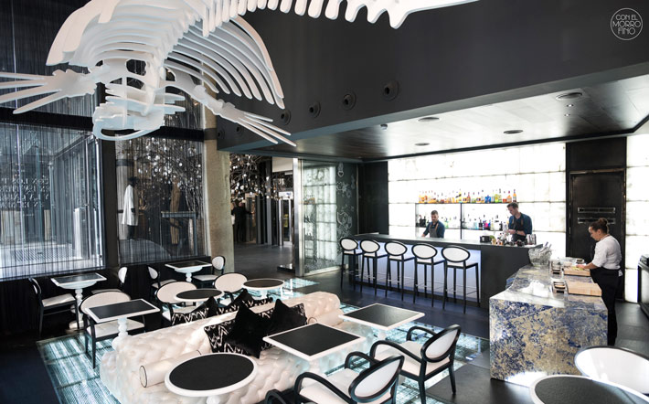 Restaurantes de moda Madrid - Glass Mar