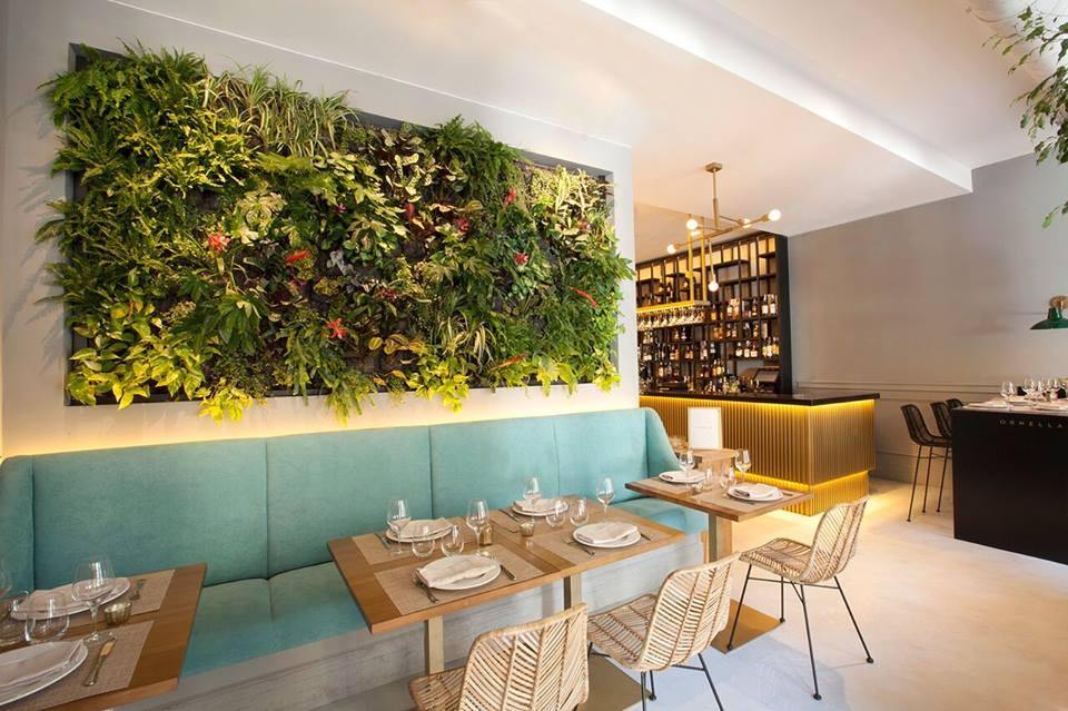 Restaurantes de moda Madrid - Ornella