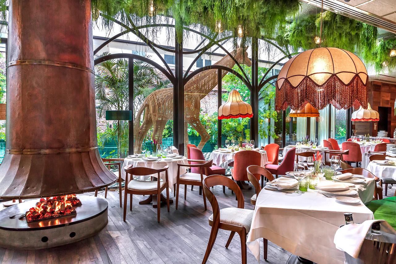 Restaurantes de moda Madrid - Amazónico