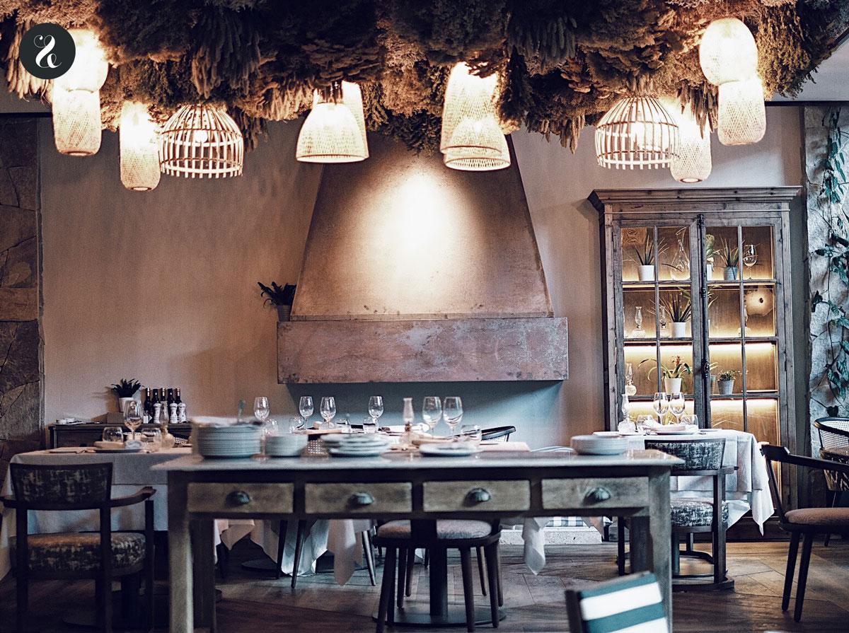 restaurantes de moda madrid - Carbon Negro