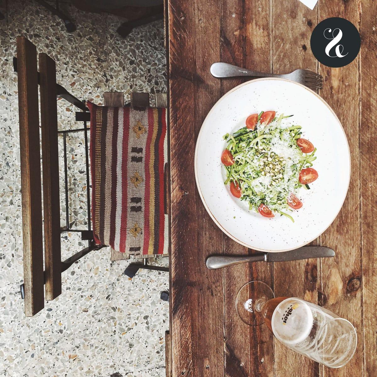 Mejores restaurantes sanos Madrid - EL Huerto de Lucas