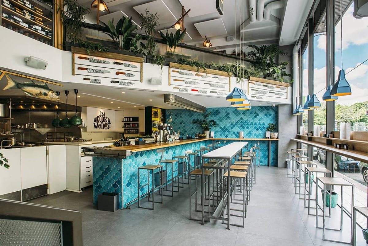 restaurantes de moda madrid - Kulto