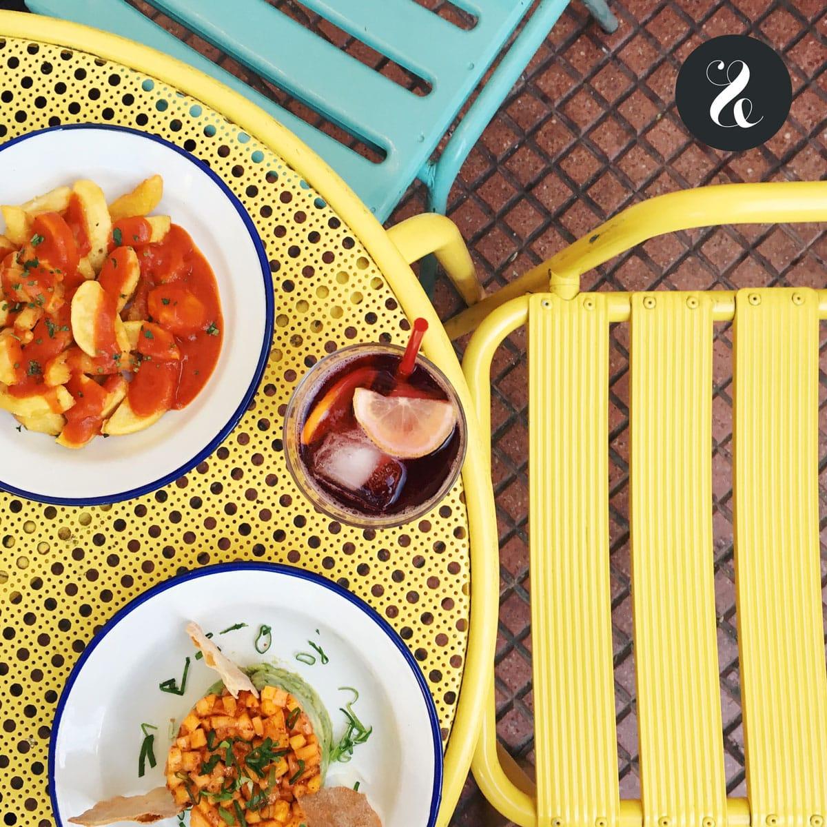 mejores restaurantes sanos Madrid - Mamá Campo