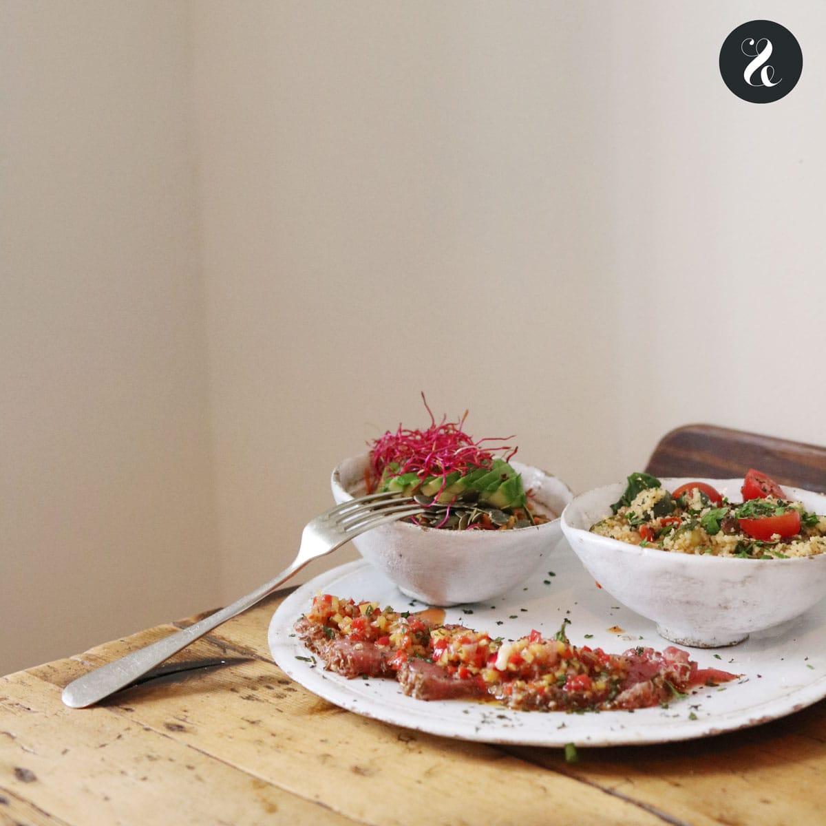 Mejores restaurantes sanos Madrid - Olivia te Cuida