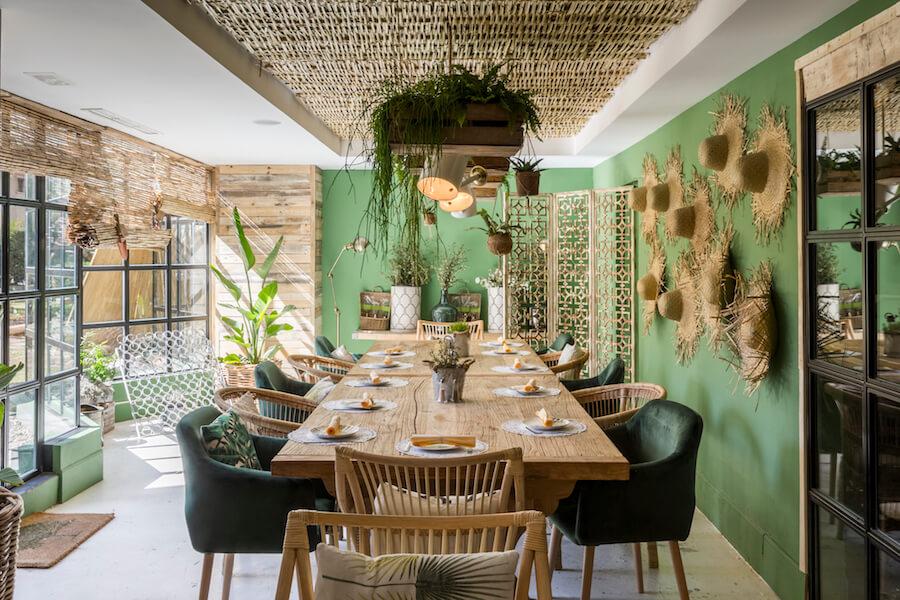 Mejores restaurantes sanos Madrid - Organic Market&Food