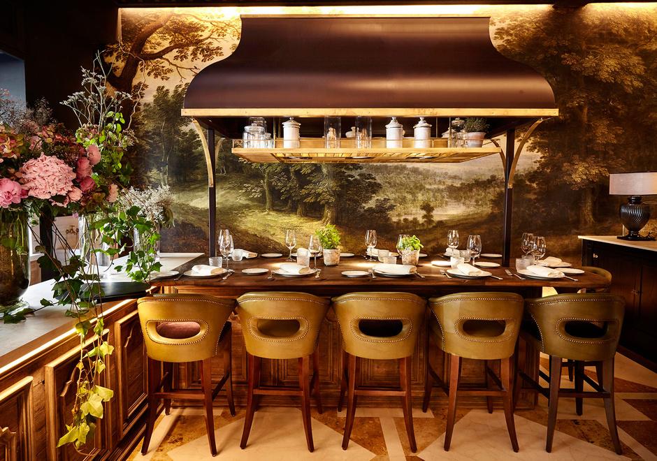 Restaurantes de moda Madrid - Numa Pompilio