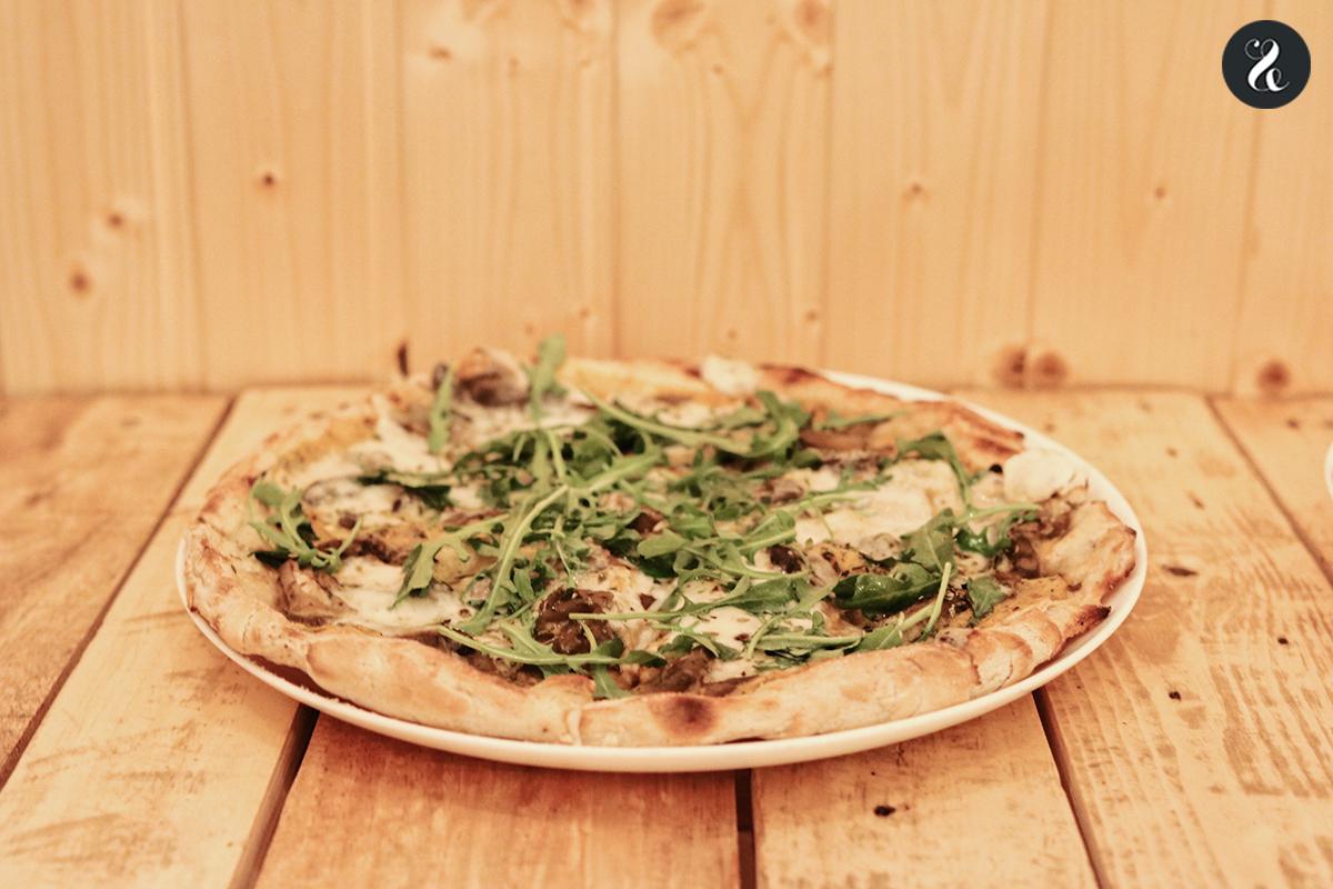 Mejores restaurantes veganos y vegetarianos de Madrid - Masa Madre