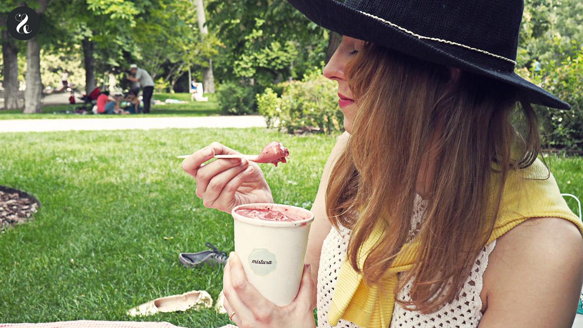 Mejores heladerías Madrid - Mistura