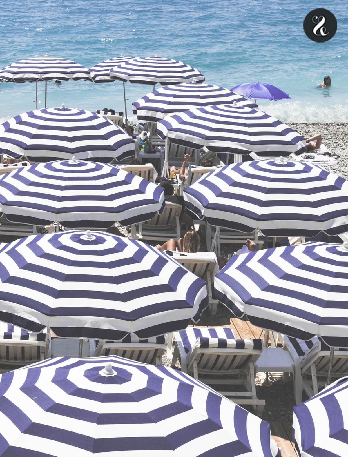 Guía de viaje La Provenza - Costa Azul - Promenade des Anglais, Niza