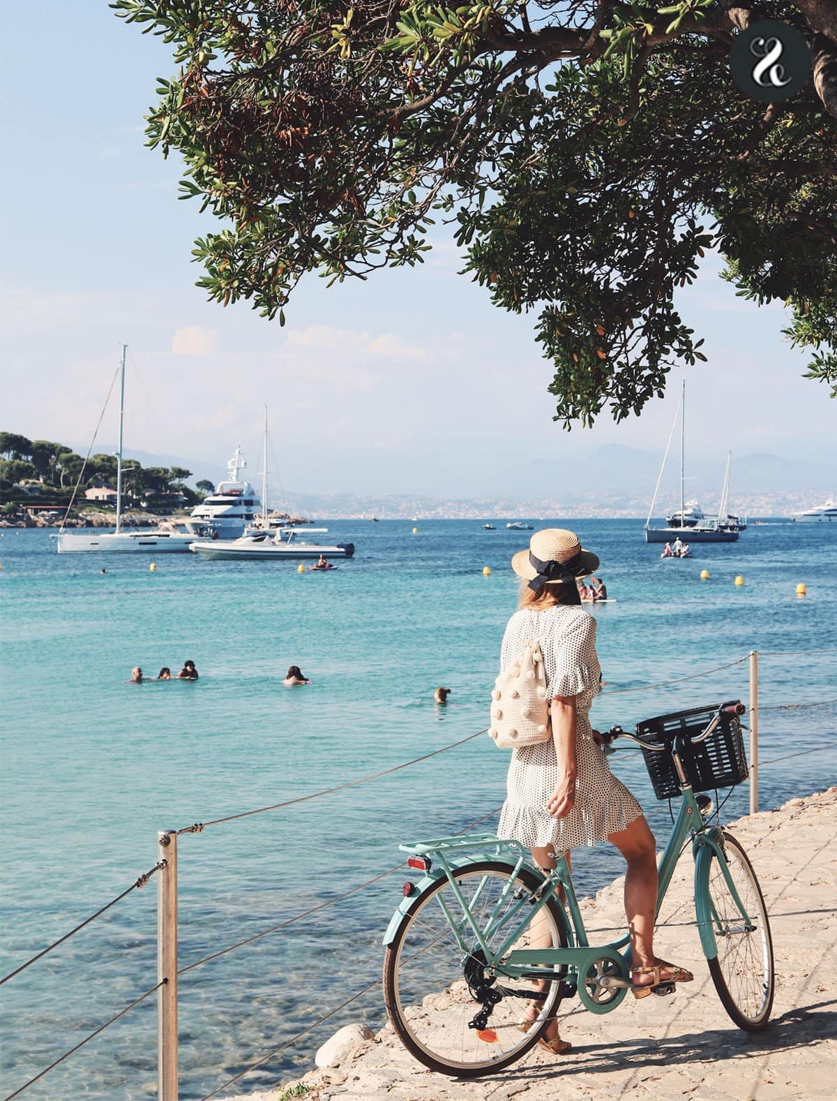 Guía de viaje La Provenza - Costa Azul - Cap d' Antibes
