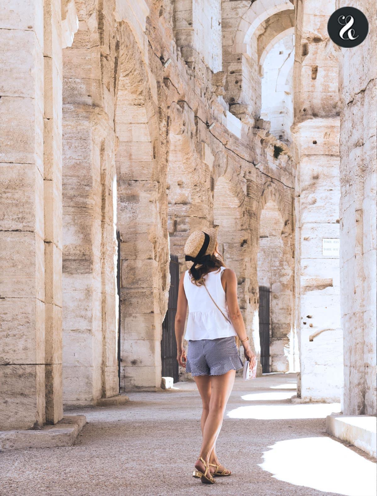 Guía de viaje La Provenza - Costa Azul - Circo Romano de Arles