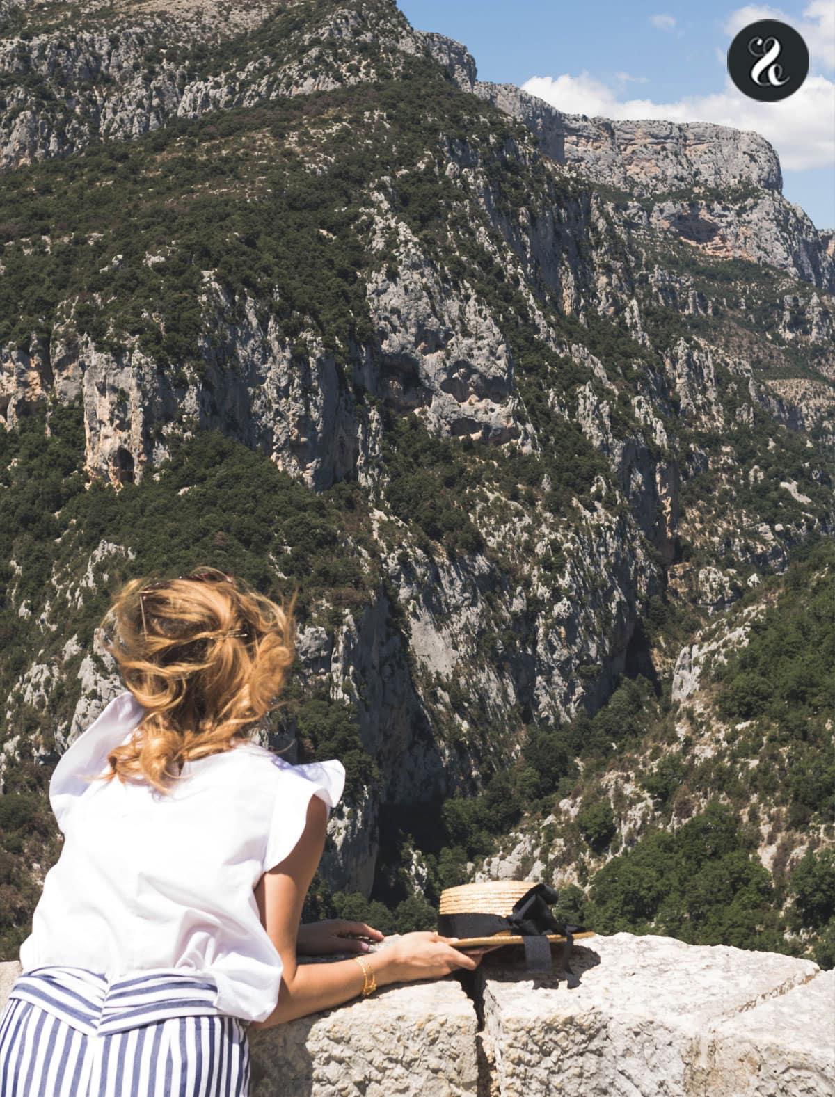 Guía de viaje La Provenza - Costa Azul - Gorges du Verdon