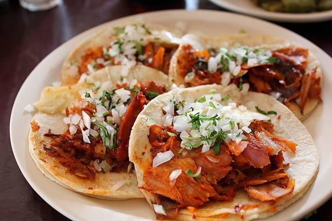 Tacos en Chapultepec Cardenal Cisneros - Mejores mexicanos Madrid