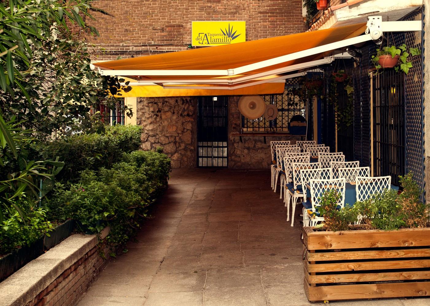 Taquería del Alamillo Madrid