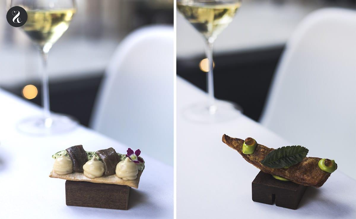 aperitivos restaurante Clos Madrid