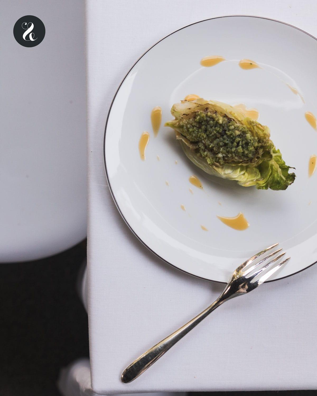 cogollo holandesa navajas restaurante Clos Madrid