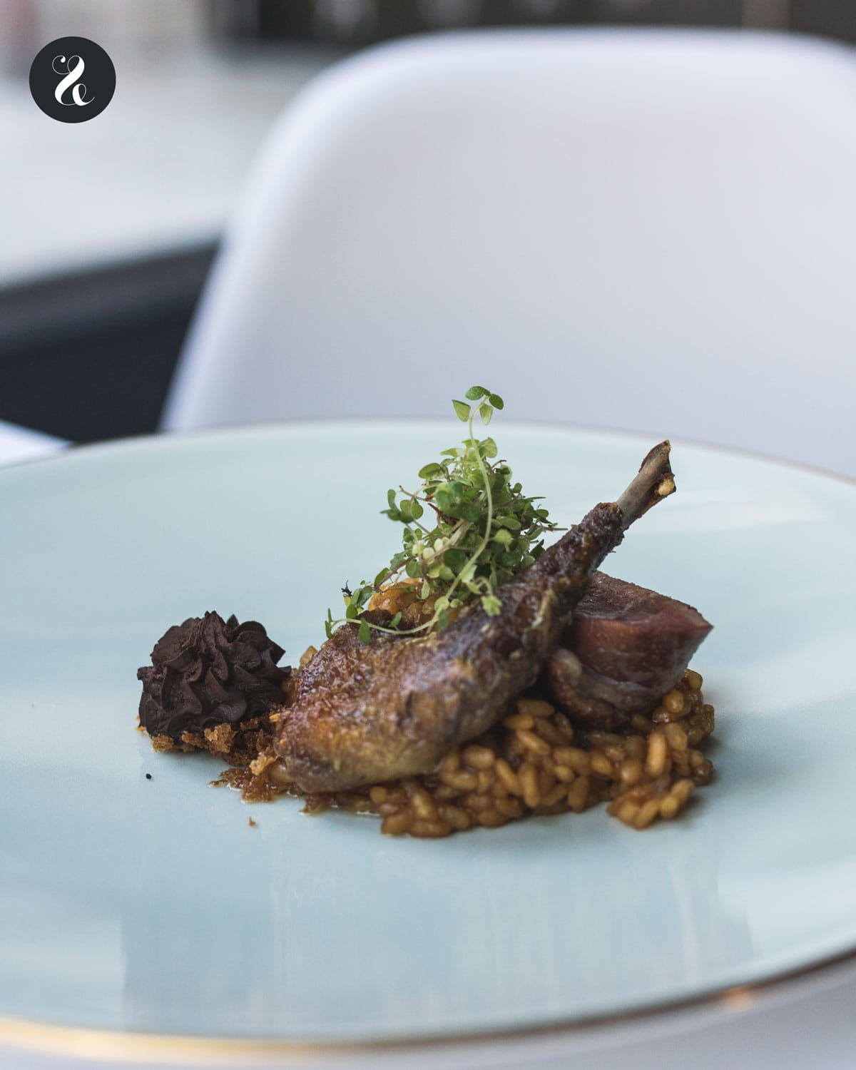 arroz pichon restaurante Clos Madrid