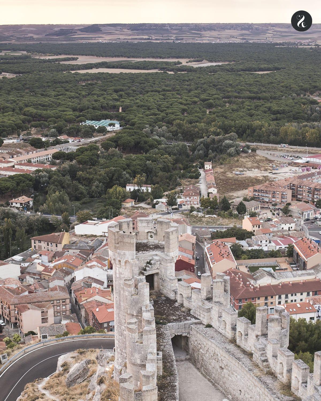 Castillo de Peñafiel - Guía comer y dormir Ribera del Duero