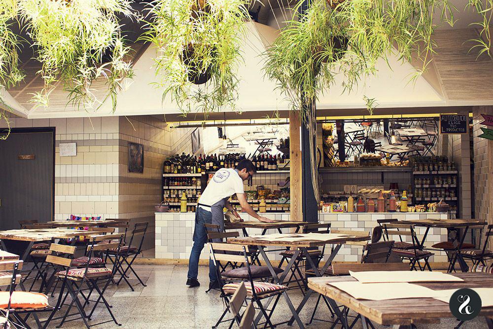 El Huerto de Lucas - Locales sin gluten / gluten free en Madrid