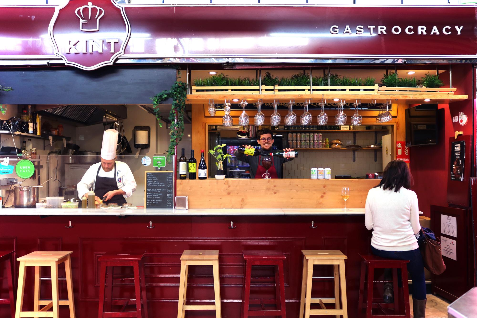 Kint - Locales sin gluten / gluten free en Madrid