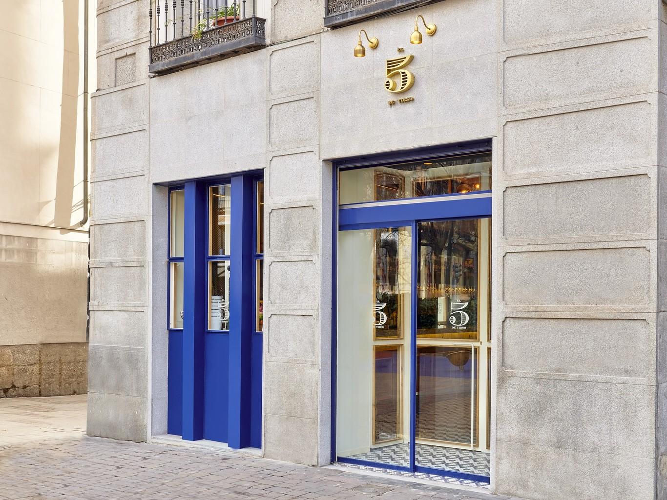 restaurante El 5 de Tirso Madrid cena Navidad