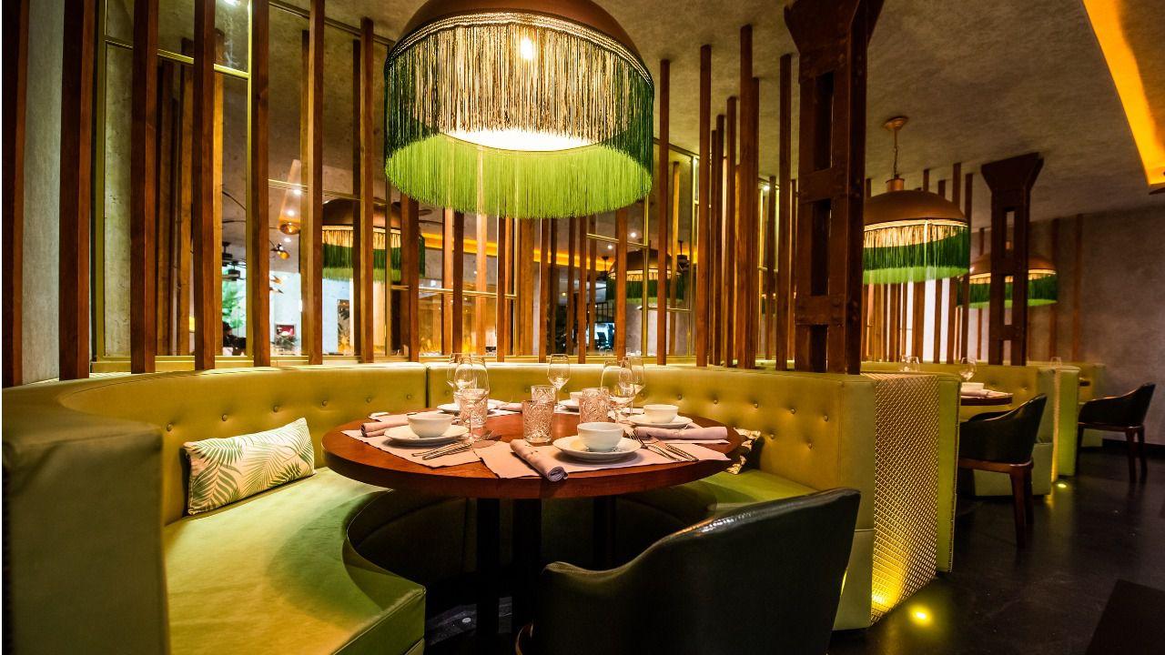 restaurante Shangai Mama Madrid cena Navidad