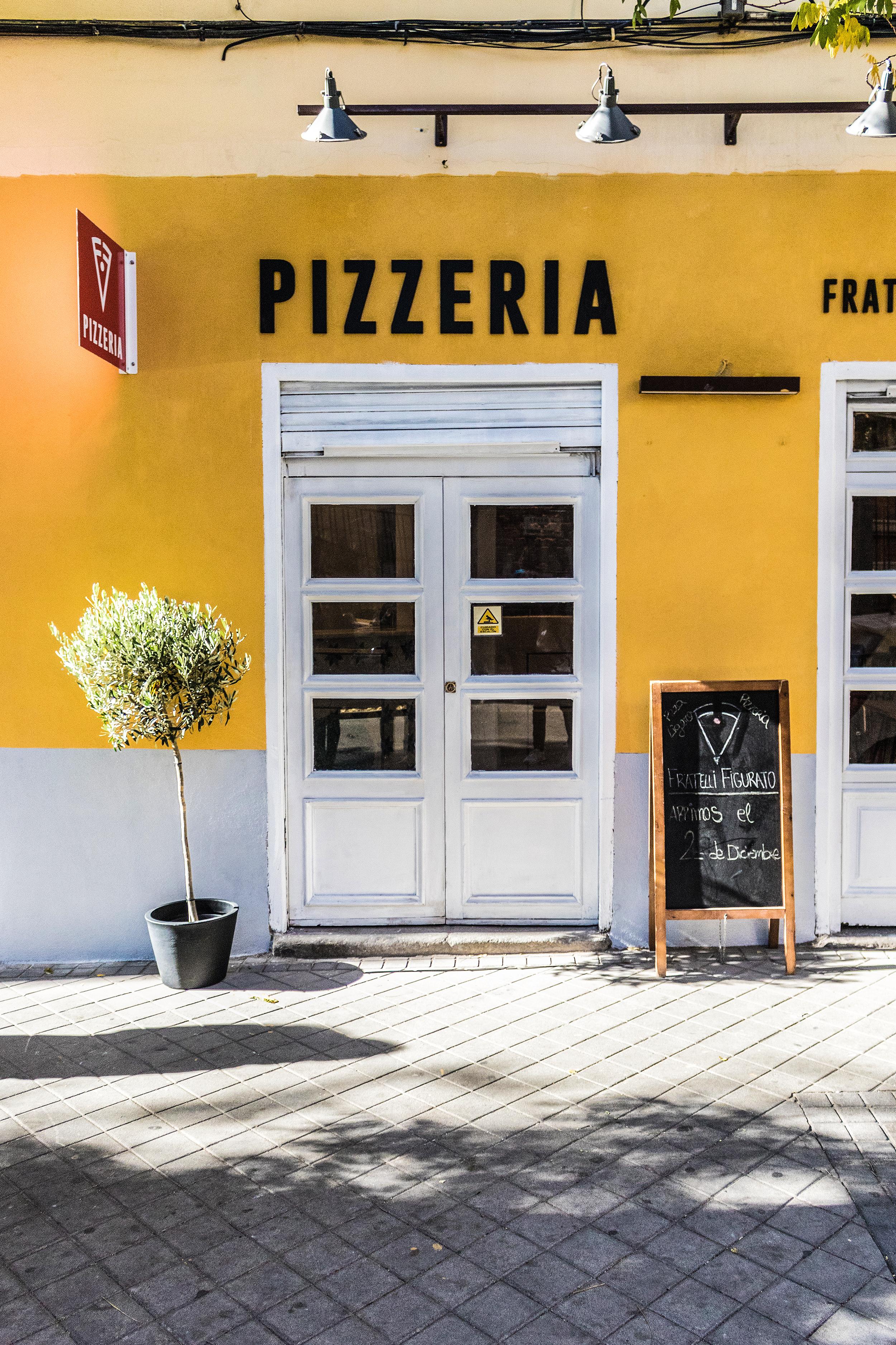 Fratelli Figurato - Pizza napolitana Madrid - Chamberi
