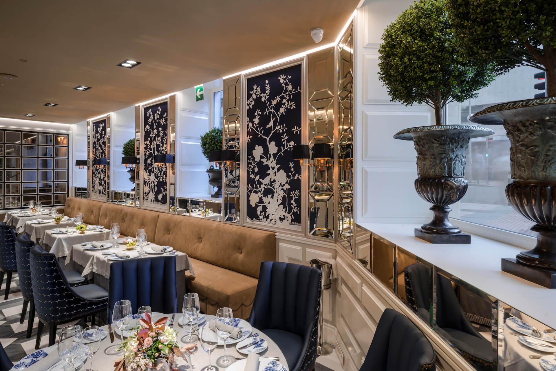 mejores restaurantes románticos Madrid - Haroma
