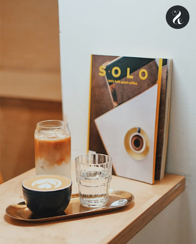 negocios locales madrid - Hola Coffee