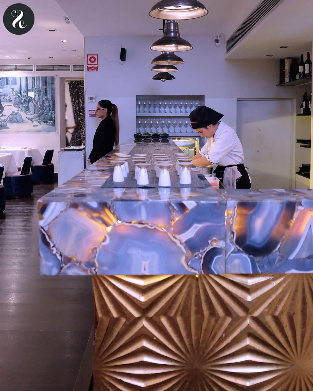 mejores restaurantes románticos Madrid - Luke