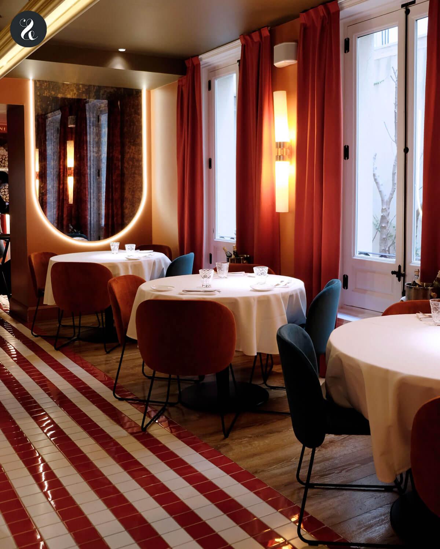 mejores restaurantes románticos Madrid - Noi
