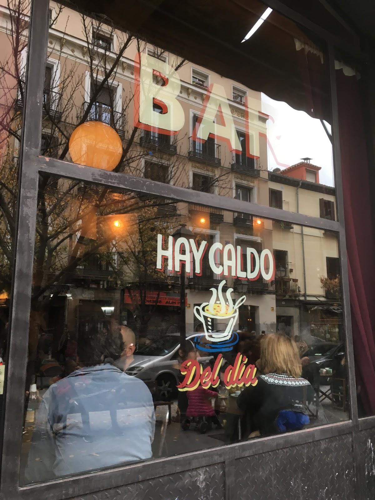 Café Pavon - mejor vermut Madrid