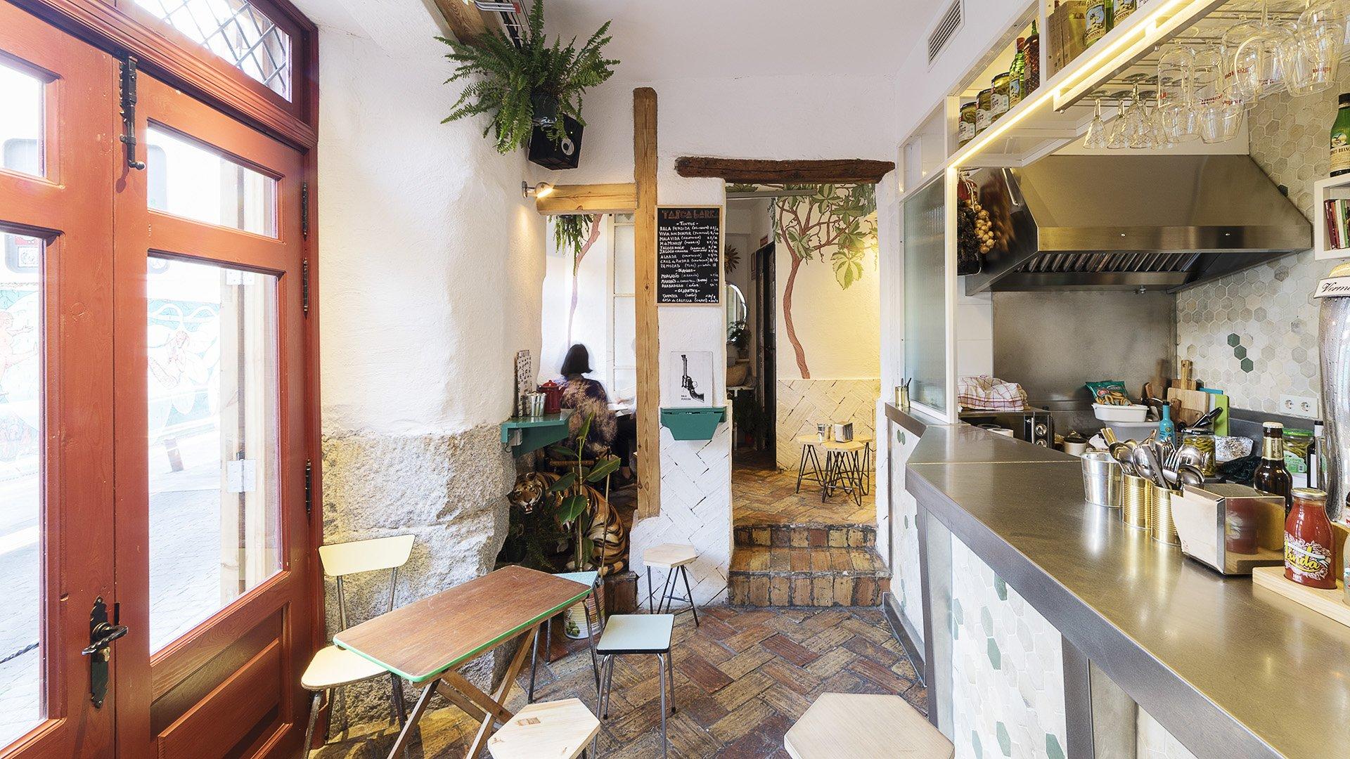 Tasca Barea - mejor vermut Madrid