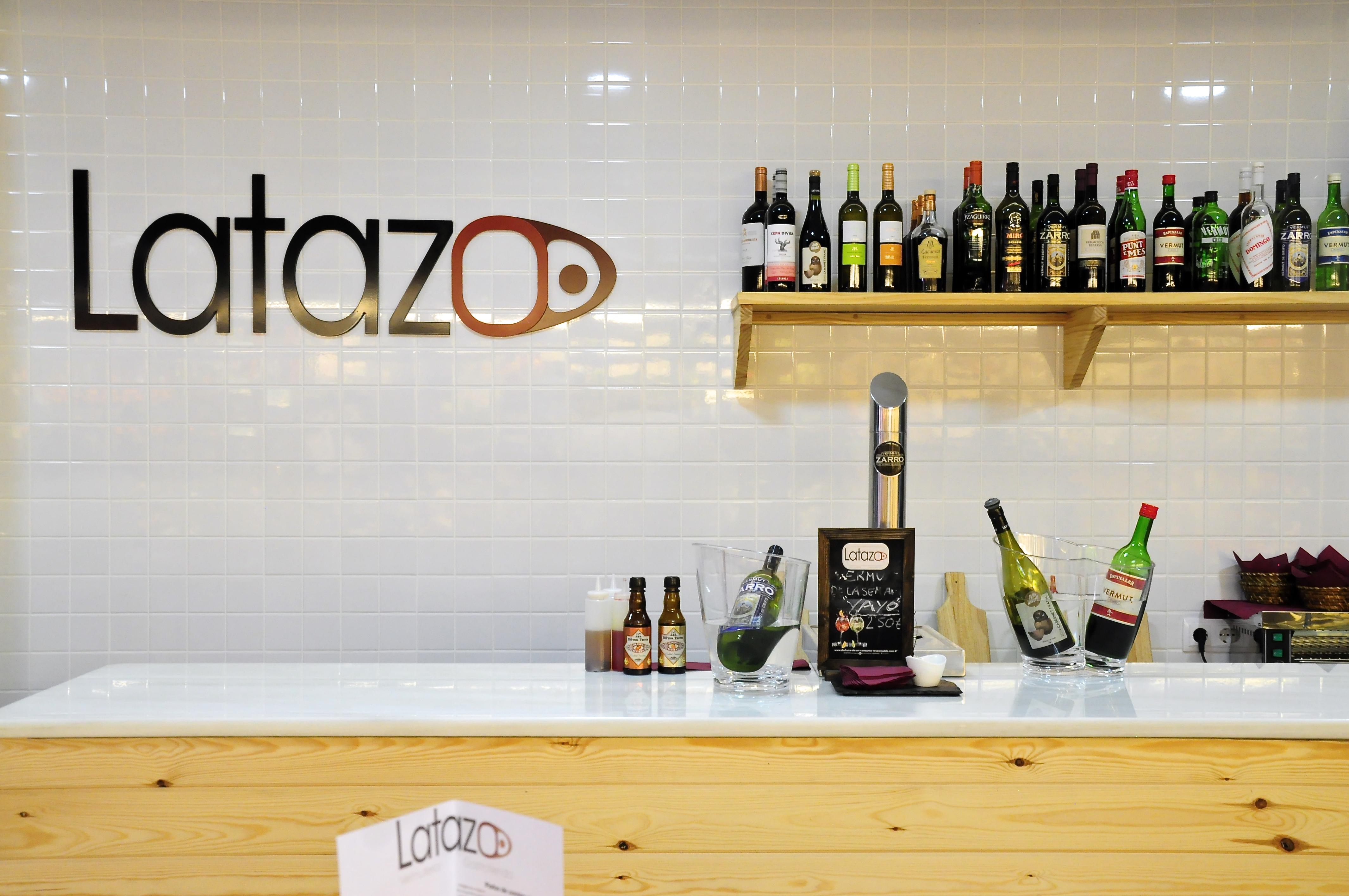Latazo - mejor vermut Madrid