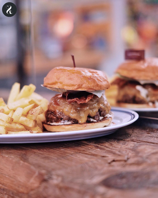 Mejores hamburguesas de Madrid - Burnout