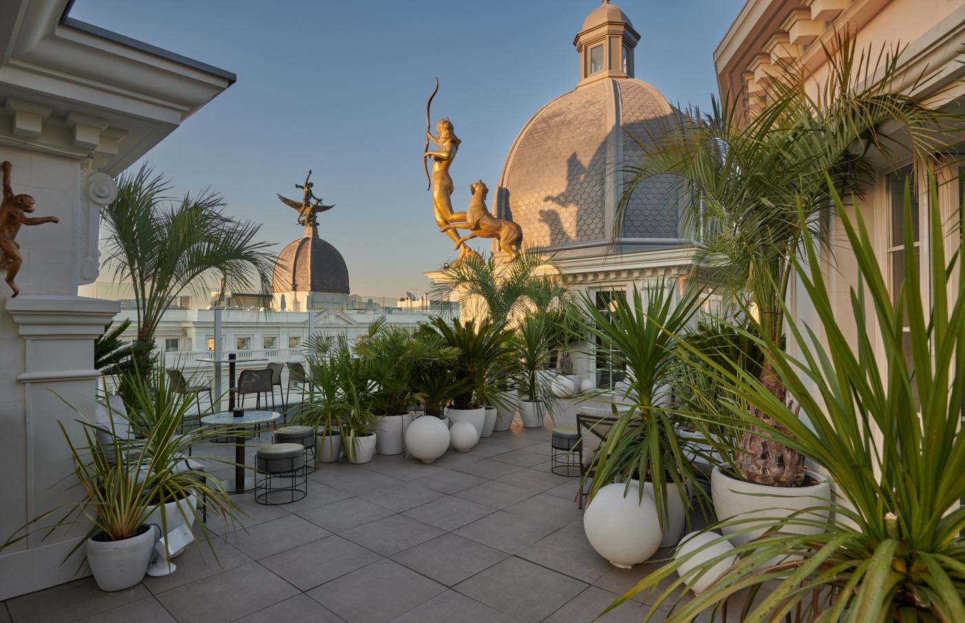 mejores terrazas Madrid - Hyatt