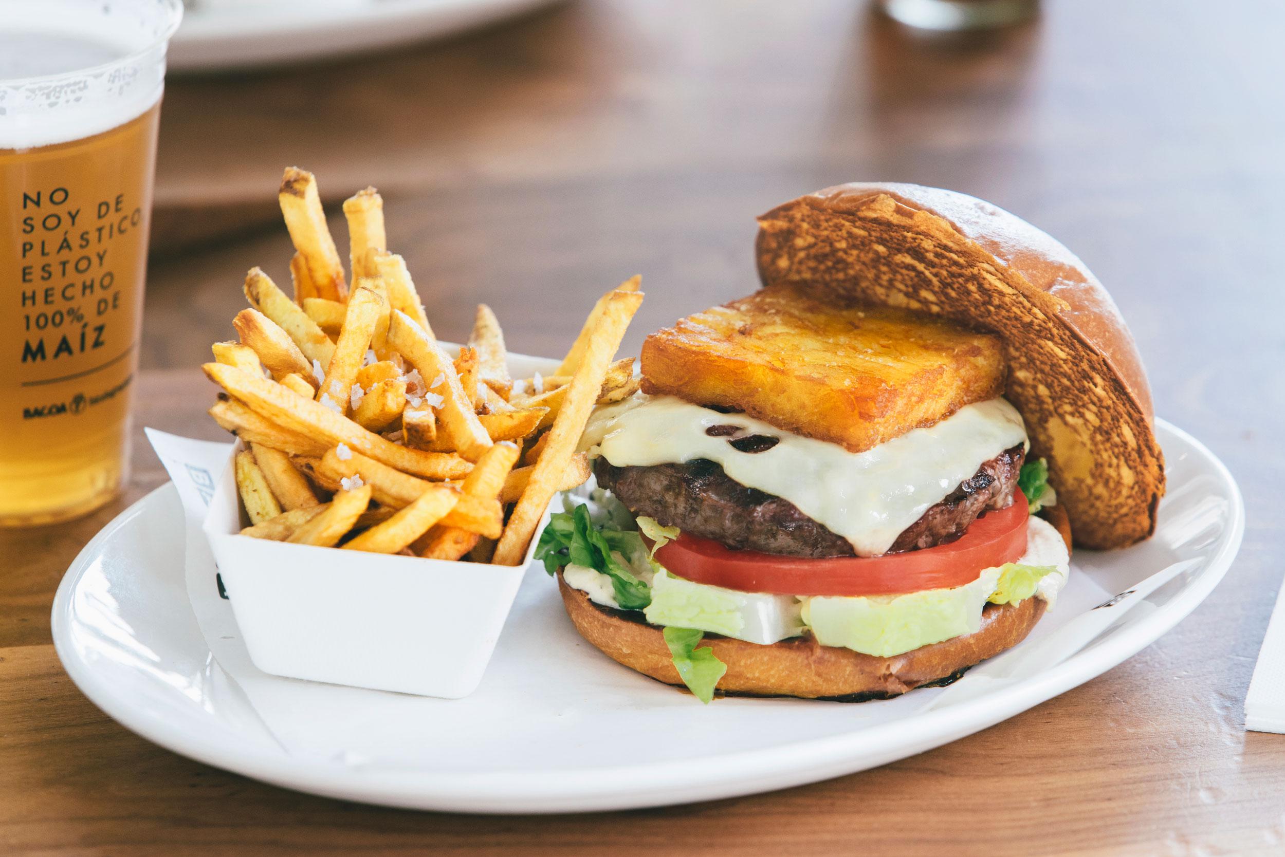 Mejores hamburguesas de Madrid - Bacoa