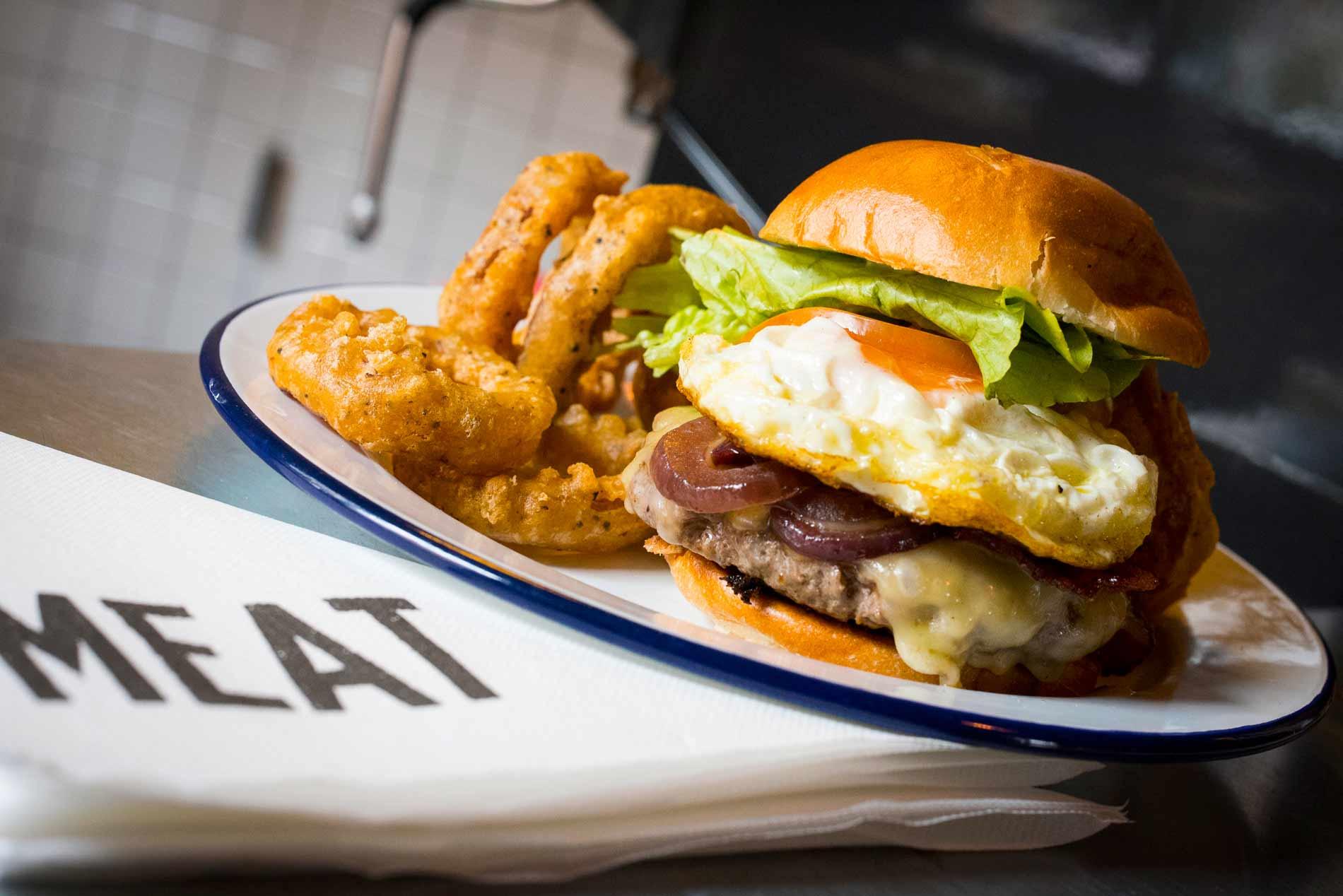 Mejores hamburguesas de Madrid - Meat