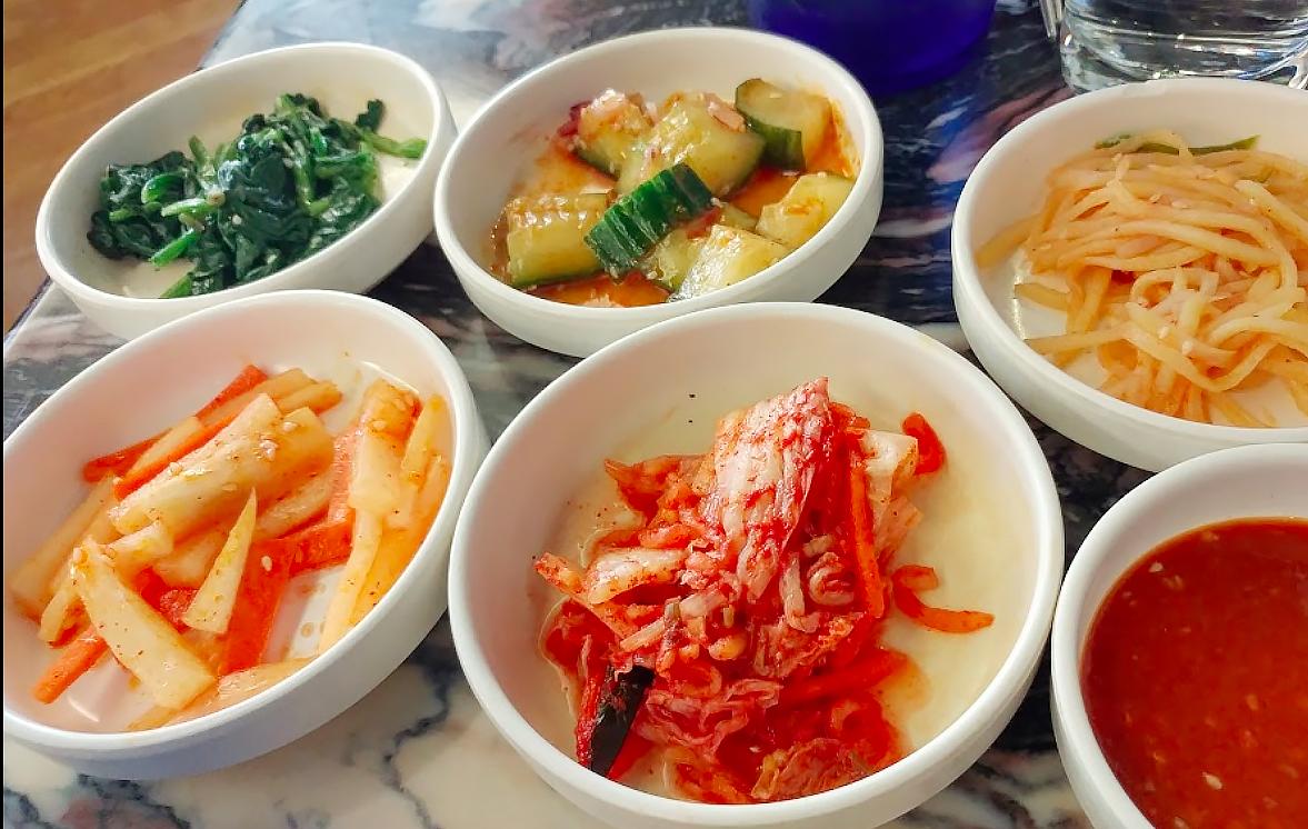 mejores coreanos Madrid