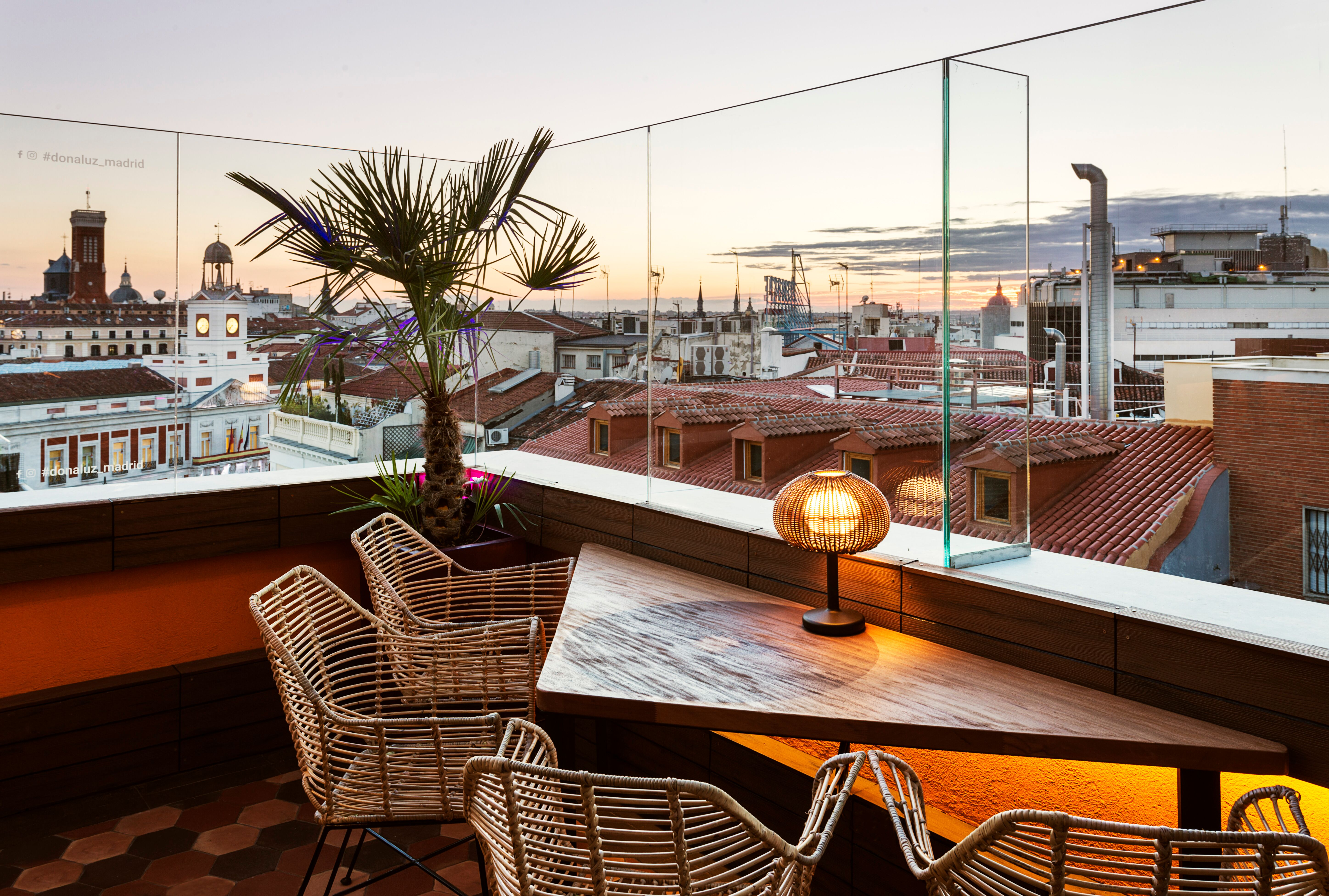 mejores terrazas Madrid - Doña Luz