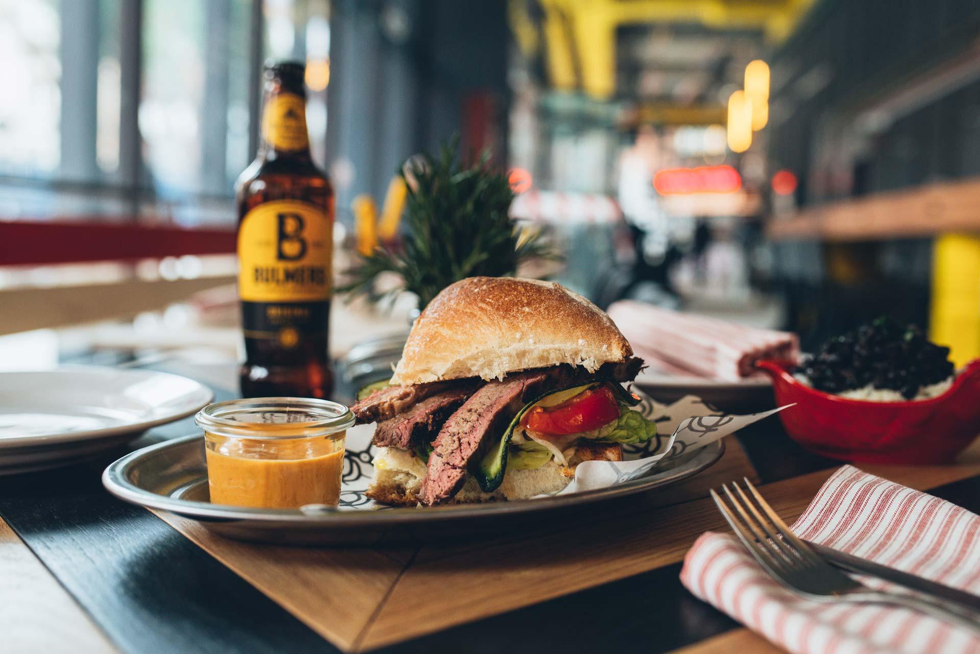 Mejores hamburguesas Madrid - Limbo