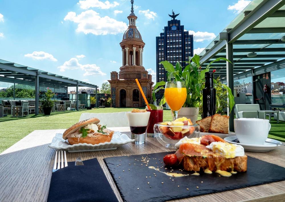 mejores terrazas Madrid - ABC Sky Bar