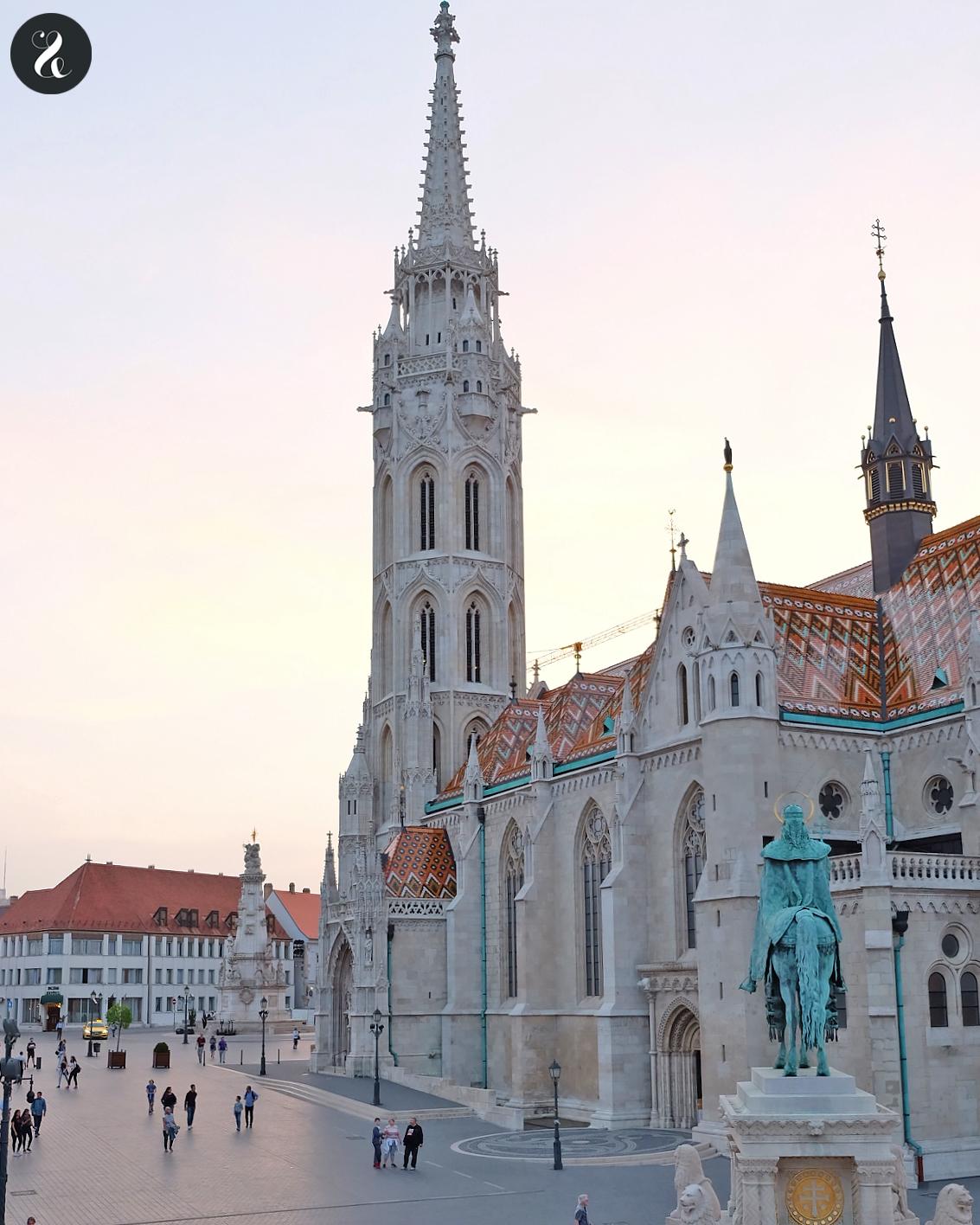 guía viaje comer Budapest
