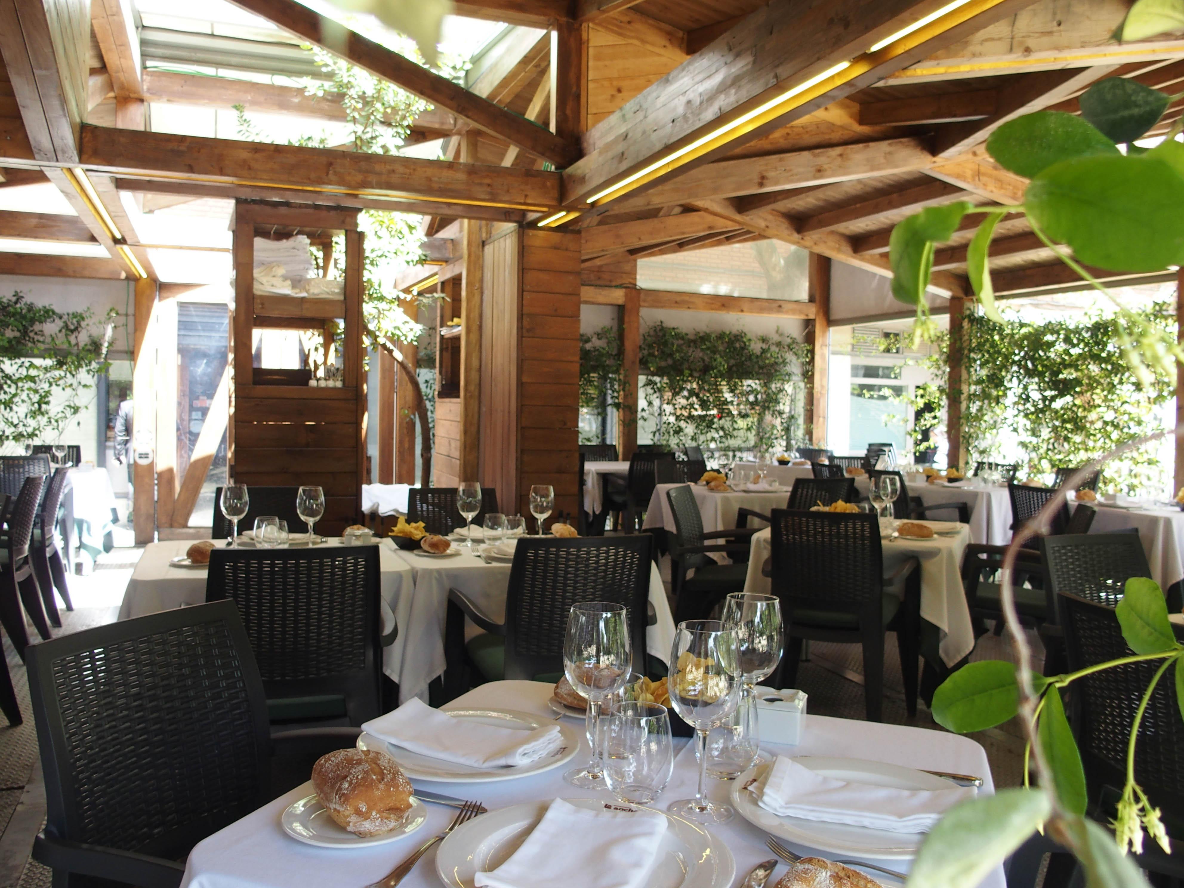 mejores terrazas Madrid - La Ancha