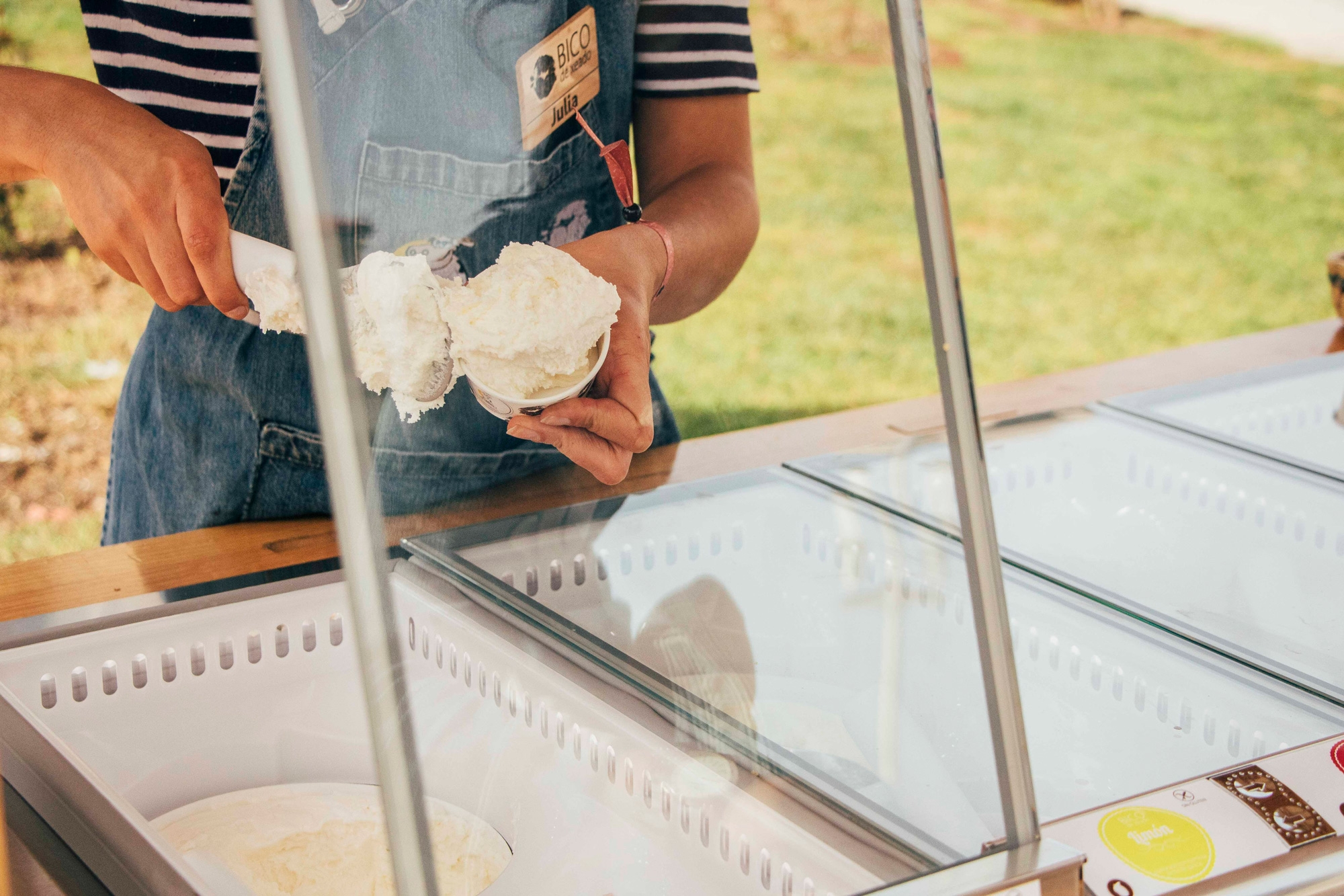 Mejores heladerías Madrid - Bico de Xeado