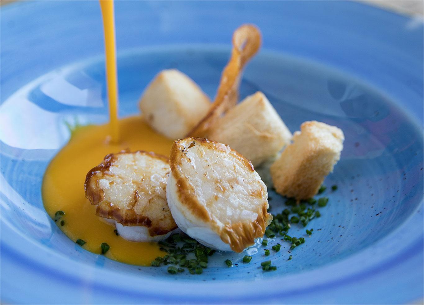 La Lonja del Mar - Mejores locales de pescado Madrid