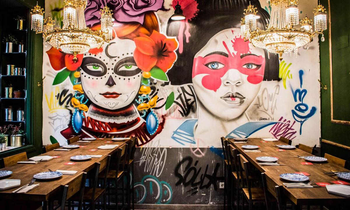 La Gastro Salvaje - Restaurantes buenos, bonitos y baratos Madrid