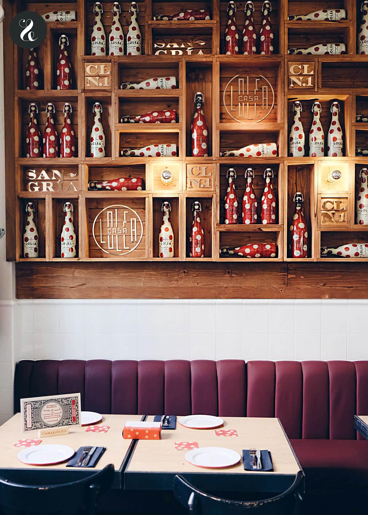 Casa Lolea - Restaurantes buenos, bonitos y baratos Madrid